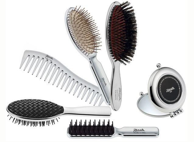 Recém-chegada ao Brasil, a marca de acessórios para cabelos Jäneke, fundada em Milão em 1830, apresenta a linha Chromium, com estrutura crom...