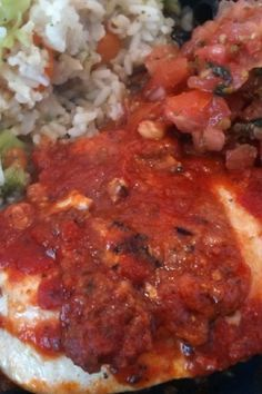 Weight Watchers Mexican Chicken Breasts Recipe - 4 Smart Points