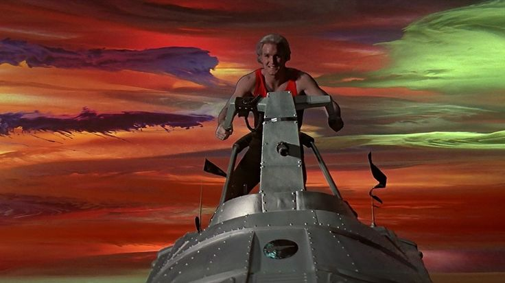 The Weirdest Things You Never Knew About the Making Of Flash Gordon - http://io9.com