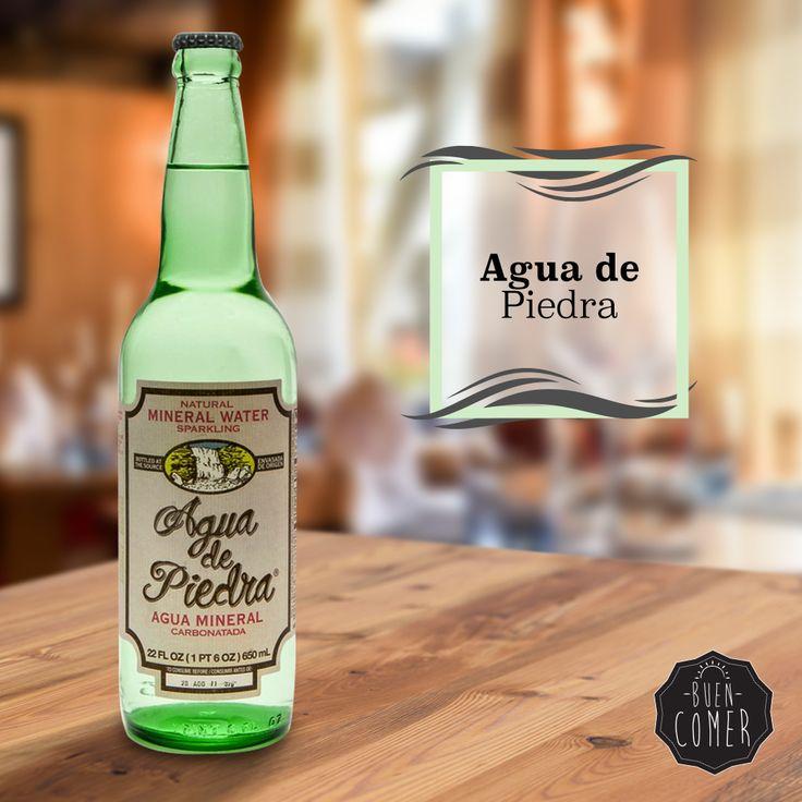 El agua mineral de mayor calidad en México. Agua de Piedra es un firme embajador de la comida gourmet mexicana que pone en alto el nombre de nuestro país en cualquier parte del mundo.