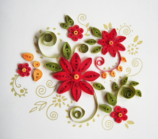 170 best quilling cards images on pinterest quilling for Best quilling designs