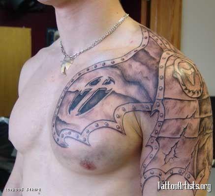 Armor Of God Tattoo   Armor Plate - Tattoo Artists.org