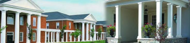 Wilke houses a great selection of architectural columns, including exterior weatherproof, Aluminum & Fiberglass columns. Serving S. Illinois & St. Louis MO.