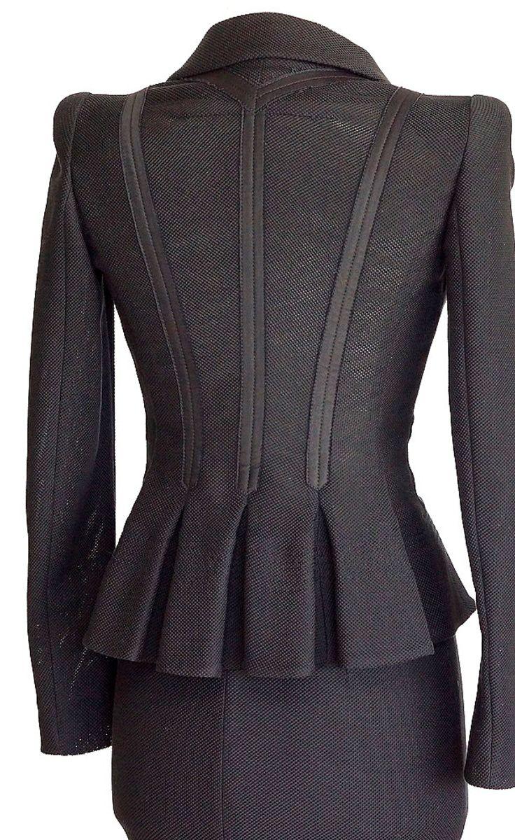 Givenchy Black Suit