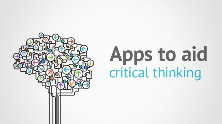 http://applocus.net/work/290 Apps to aid critical thinking and decision making. #mind #thinking