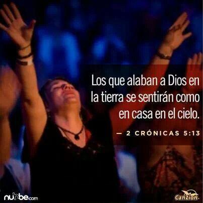 La Adoracion a Dios.