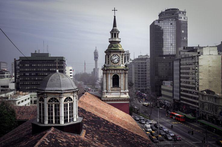 The San Francisco Church / Iglesia San Francisco by Freddy Briones Parra on 500px