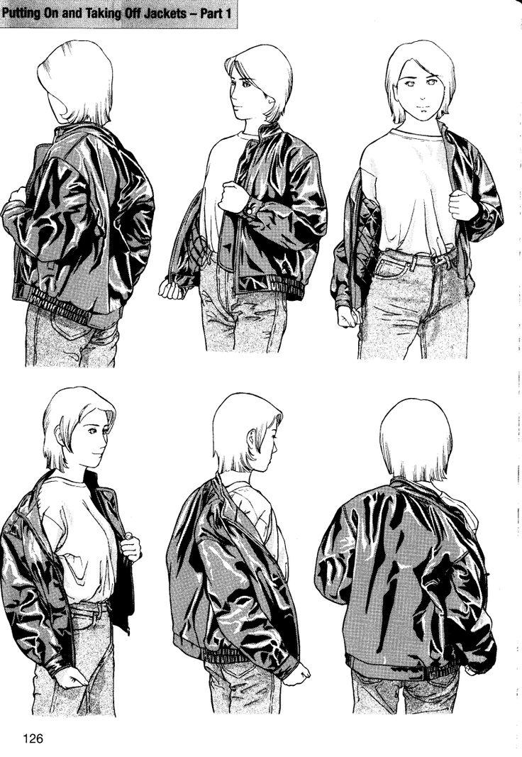 Character Design Parka : Mejores imágenes de character clothes jackets en