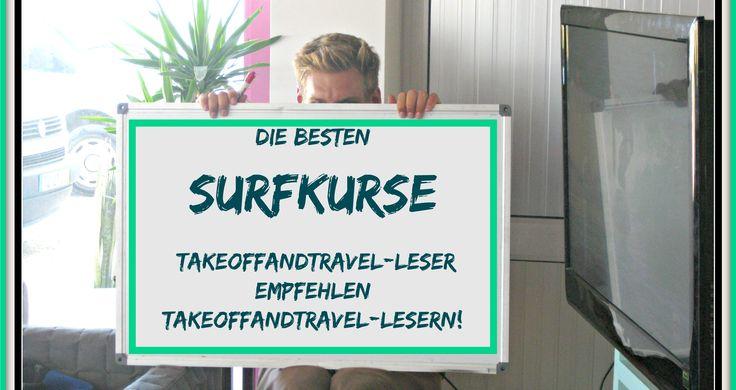 Du suchst den passenden Surfkurs für deinen nächsten Trip? Oder du hast einen coolen Surfkurs besucht und willst einen Surfkurs empfehlen? Voll geil! Das ist genau das, was ich hier brauche!
