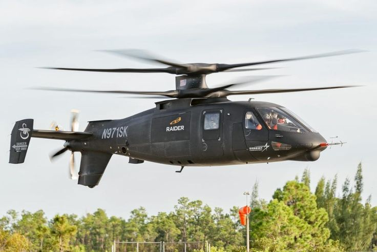 Sikorsky's S-97 Raider Is Poised To Revolutionize Light Helicopter Performance
