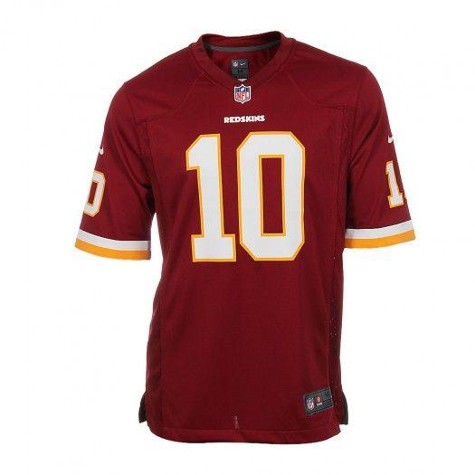 Representa a tu equipo y a tu jugador favorito en cualquier momento con la camiseta NFL Washington Redskins, inspirada en la que usan en el campo y diseñada para ofrecerte una comodidad absoluta.