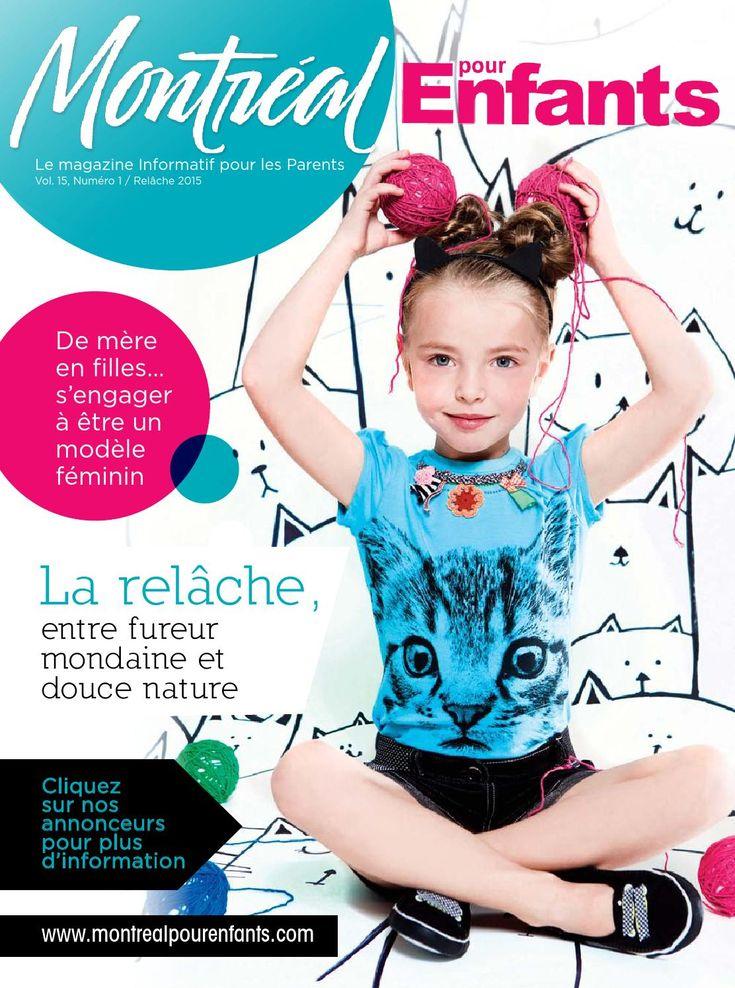 Montreal pour Enfants        Vol. 15  nº1