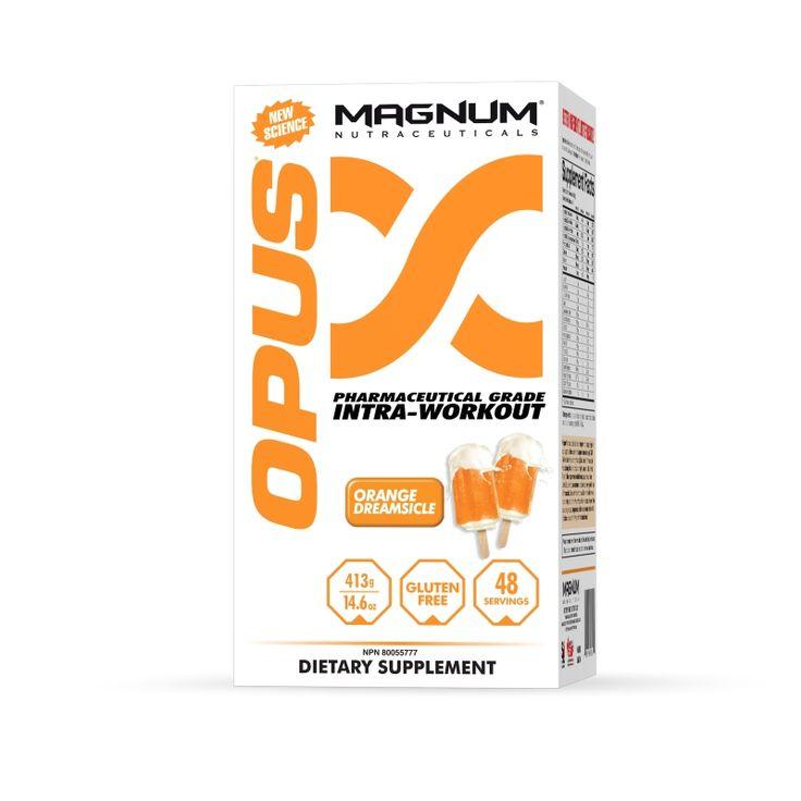 Magnum Opus Intra-Workout