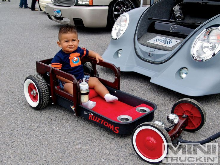 Hot Rod Wagon
