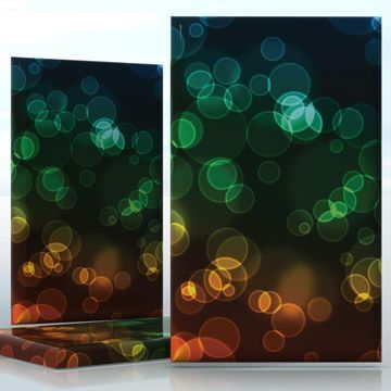 DIY Do It Yourself Home Decor - Easy to apply wall plate wraps | Neon Bubbles  Neon color bubbles on dark backgrounds  wallplate skin sticker for 1 Gang Blank WallPlate Cover | On SALE now only $3.95