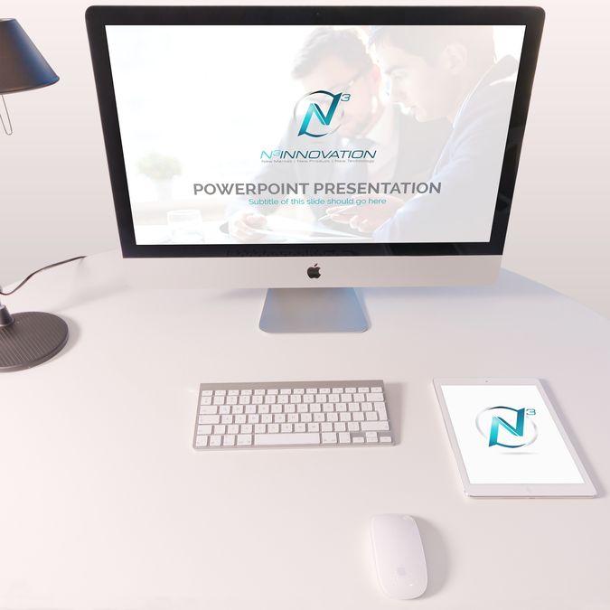 Innovation - Power Template by Bagacian Vlad