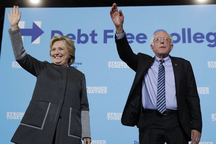 New WikiLeaks' emails show more negative remarks against Bernie Sanders from Clinton campaign
