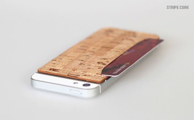 Cork Skin iPhone 5