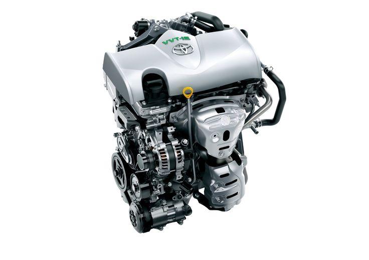 1.3-liter gasoline engine