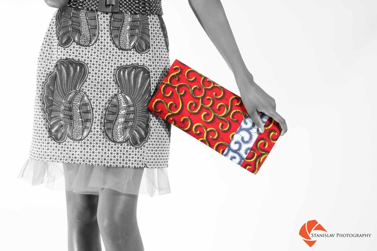 Clutch Bag by mSimps @ http://afrimood.com/products/assessories/bags/clutch-bags/clutch-blue-on-red.html#.UKORH4UyDsQ