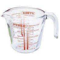 Pyrex Glass Measuring Jug 0.5L