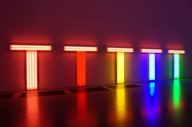 What is Contemporary Art Definition Dan Flavin