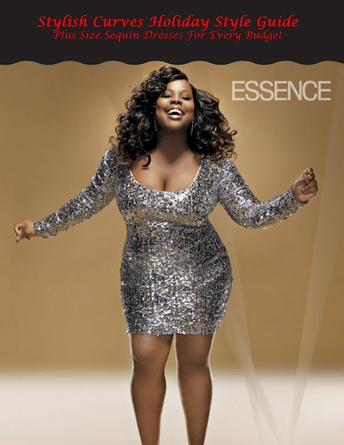 Curvy Chic Boutique | STYLISH CURVES HOLIDAY STYLE GUIDE: PLUS SIZE SEQUIN DRESSES FOR EVERY ...