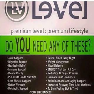 Can level help you? https://jointhrivetoday.le-vel.com/Login