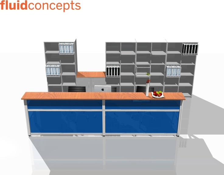 Reception Stations. Q910-5074-A1-V2.  Visit www.fluidgroup.com