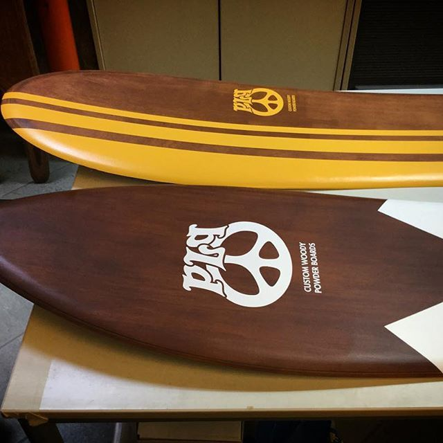 PINTAIL 200 ROVER 200 #PLPCustomWoodyPowderBoards #custom #woody #powder #boards #powderboards #snowsurf #snowsurfing #handmade #handcrafted #madeinitaly  #peaceloveandpowder