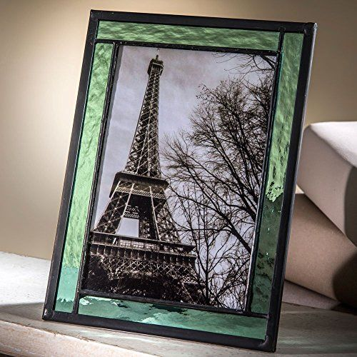 J Devlin Pic 36446HV Stained Glass Photo Frame Sage Green Holds 4x6 Picture *** Check out the image by visiting the link.