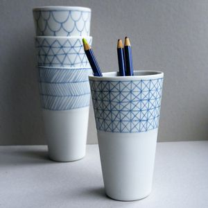 Atelier Halo (Fanny Cavin) Inspiration for porcelain paint markers