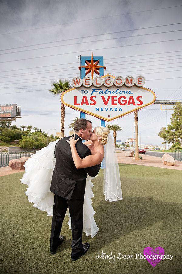 Bali Hai Golf Course Wedding In Las Vegas Followed By A Strip Tour Couple The Paris Resort