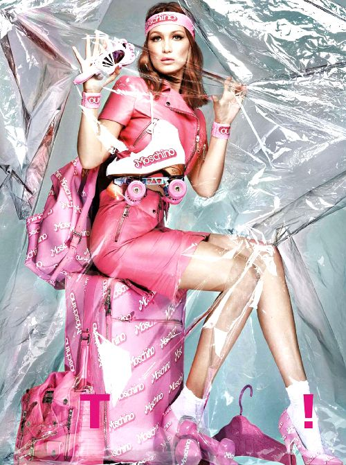 SHE LOVES FASHION | Fashion Editorials ETC