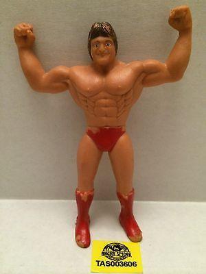 (TAS003606) - WWE WWF WCW Wrestling Bendies Action Figure - Paul Orndorff