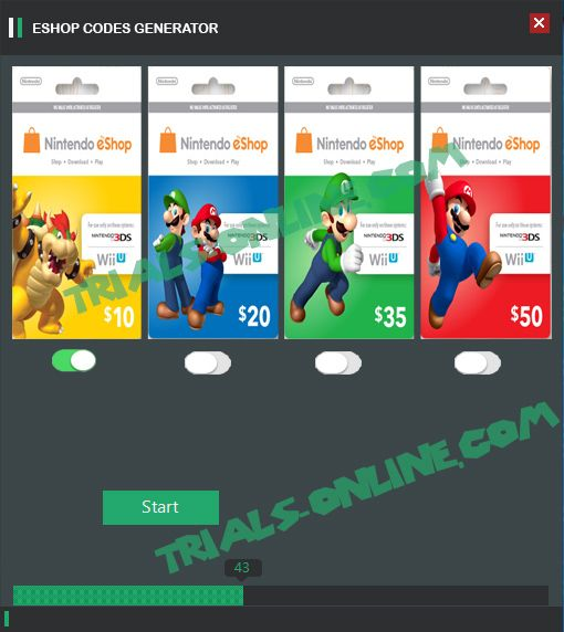 How to Generate Free eshop codes