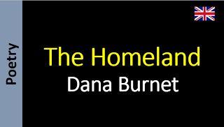 Áudio Livro - Sanderlei: Dana Burnet - The Homeland