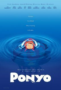 Ponyo! So cute.Film, Not Them Miyazaki, Ponyo 2008, Kids Movie, Favorite Movie, Studios Ghibli, The Sea, Animal, Disney Movie