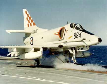 Douglas A-4G Skyhawk