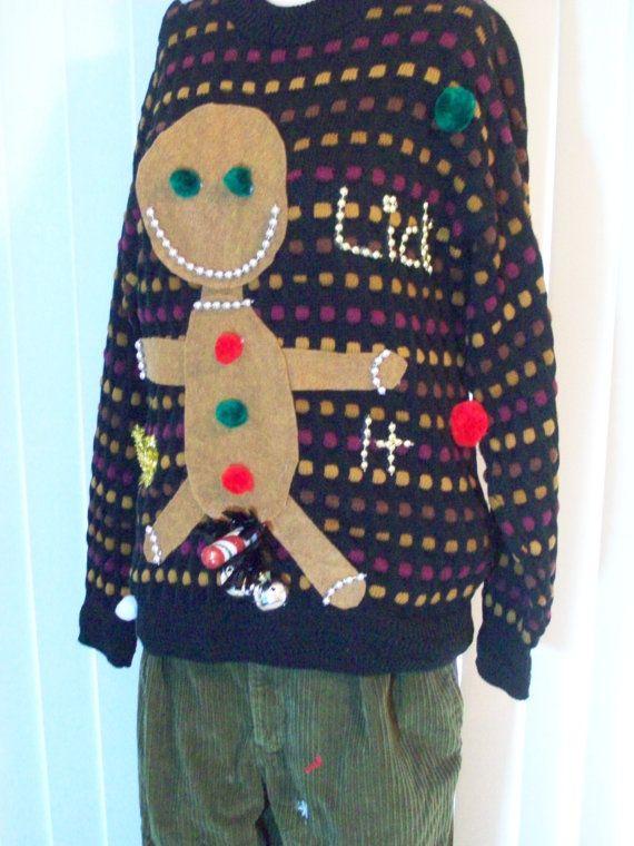 Ugly christmas sweater on sale