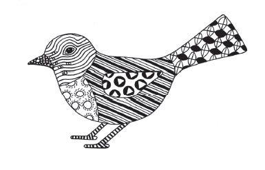 Muster Vogel