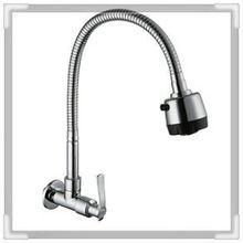 В настенный латунь холодной воды кухонный кран. кратное увеличение. DIY кухонная раковина кран. многофункциональный душ стиральная машина краны(China (Mainland))