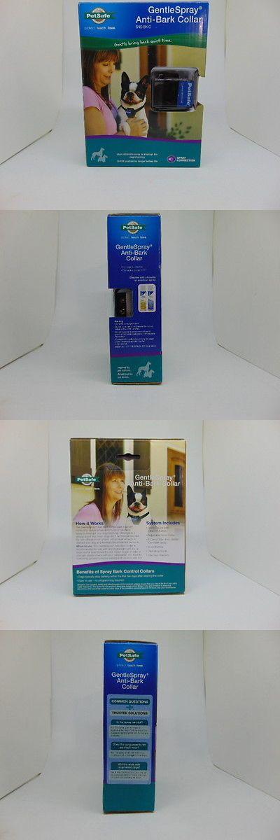 Bark Collars 66774: Petsafe Gentle Spray Anti-Bark Collar Sns-Bk-C 6+ Lb 24 BUY IT NOW ONLY: $34.56