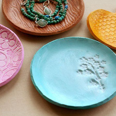 Awesome recipe and instructions for homemade oven-baked clay!
