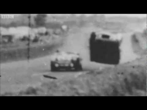 Le Mans 1955 Disaster: How it happened - YouTube