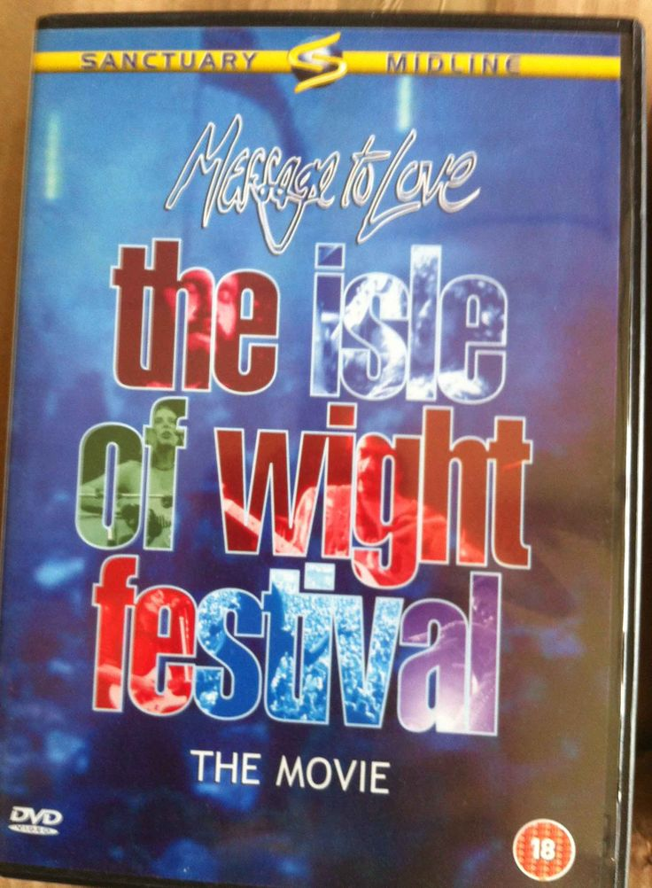 5. The isle of wight festival - The movie