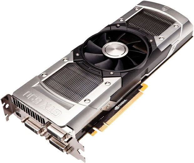 ASUS has released their newest graphics 'GeForce GTX 690′ for the Japanese market. Codenamed GTX690-4GD5, the card is packed with 3072 CUDA Cores, a 512-bit memory interface, a core clock of 915MHz (1019MHz Boost Clock) and a 4GB of GDDR5 memory set @ 6008MHz, and features 2x DVI-I, 1x DVI-D and 1x mini DisplayPort outputs.