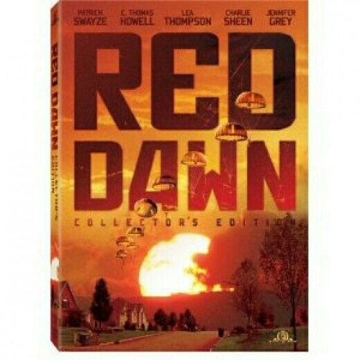 "The Cold War cult classic film ""Red Dawn"" starring Patrick Swayze and Charlie Sheen was released on this date in 1984. All together now: ""WOLVERIIIIIIIINES!"""