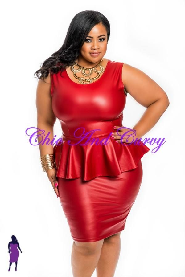 http://chicandcurvy.com/bodycons/product/9881-new-plus-size-sleeveless-liquid-peplum-dress-in-red-1x-2x-3x