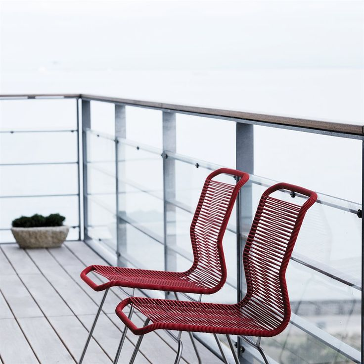 The Panton One Chairs By Verner Panton. Panton Believed That You Sit Better  On Colours
